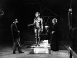 """R. Klein Rogge. """"Metropolis"""" 1927, Directed by Fritz Lang Reproduction photographique"""