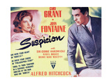 "Before the Fact, 1941, ""Suspicion"" Directed by Alfred Hitchcock Giclee Print"