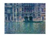 Palazzo Da Mula, Venice, 1908 Giclee Print by Claude Monet