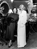 "Gloria Swanson, Carole Lombard. ""Bolero"" 1934, Directed by Wesley Ruggles Photographic Print"