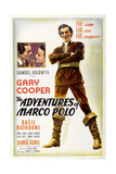 The Adventures of Marco Polo, 1938, Directed by Archie Mayo Giclee Print