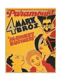 Monkey Business, 1931, Directed by Norman Z. Mcleod Giclee Print