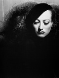 "Joan Crawford. ""Letty Lynton"" 1932, Directed by Clarence Brown Photographic Print"