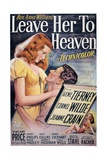 Leave Her To Heaven, 1945, Directed by John M. Stahl Giclee Print