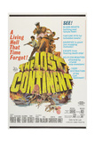"The Dying Sea, 1968, ""The Lost Continent"" Directed by Michael Carreras, Leslie Norman Giclee Print"