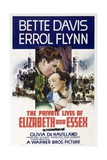 "Elizabeth the Queen, 1939, ""The Private Lives of Elisabeth And Essex"" Directed by Michael Curtiz Giclee Print"