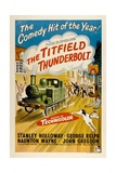 The Titfield Thunderbolt, 1953, Directed by Charles Crichton Giclee Print