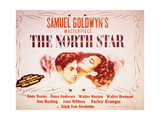 "Armored Attack, 1943, ""The North Star"" Directed by Lewis Milestone Giclee Print"