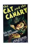 The Cat And the Canary, 1939, Directed by Elliott Nugent Giclee Print