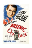 "Frank Capra's 'arsenic And Old Lace', 1944, ""Arsenic And Old Lace"" Directed by Frank Capra Giclee Print"