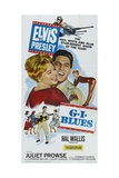 """Café Europa, 1960 """"G. I. Blues"""" Directed by Norman Taurog Giclee Print"""