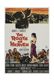 The Roots of Heaven, 1958, Directed by John Huston Giclee Print