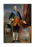 Martín Antonio álvarez De Sotomayor Y Soto-flores, Conde De Colomera, 1798, Spanish School Giclee Print by Agustin Esteve