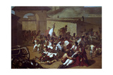 The Second of May 1808, 19th Century - S Xix - Spanish Romanticism Giclee Print by Manuel Castellano
