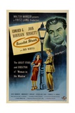 Scarlet Street, 1945, Directed by Fritz Lang Giclee Print