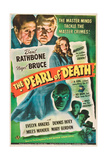 The Pearl of Death, 1944, Directed by Roy William Neill Giclee Print