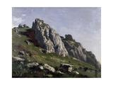 Picos De Europa, Ca. 1874, Spanish School Giclee Print by Carlos De haes