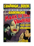 Mark of the Vampire, 1935, Directed by Tod Browning Giclee Print