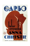 Anna Christie, 1930, Directed by Jacques Feyder Giclee Print