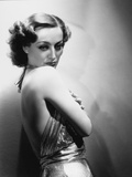 "Joan Crawford. ""No More Ladies"" 1935, Directed by Edward H. Griffith Photographic Print"
