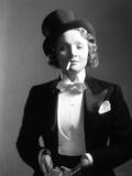 Marlene Dietrich, 1930 Fotografická reprodukce