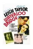 Waterloo Bridge, 1940, Directed by Mervyn Leroy Giclee Print