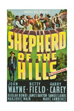 The Shepherd of the Hills, 1941, Directed by Henry Hathaway Giclee Print