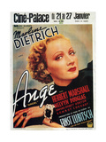 Angel, 1937, Directed by Ernst Lubitsch Giclee Print