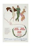 Cactus Flower, 1969, Directed by Gene Saks Giclee Print