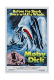 "Herman Melville's Moby Dick, 1956, ""Moby Dick"" Directed by John Huston Giclee Print"