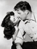 "Burt Lancaster, Ava Gardner ""The Killers"",l 1946, Directed by Robert Siodmak Photographic Print"