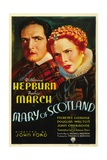 "Mary, Queen of Scotland, 1936, ""Mary of Scotland"" Directed by John Ford Giclee Print"