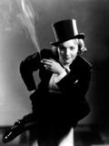Marlene Dietrich, 1930 - Fotografik Baskı