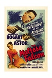 "The Gent From Frisco, 1941, ""The Maltese Falcon"" Directed by John Huston Giclee Print"