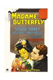 Madame Butterfly, 1932, Directed by Marion Gering Giclee Print