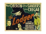 The Lodger, 1944, Directed by John Brahm Giclee Print