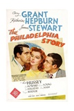 The Philadelphia Story, 1940, Directed by George Cukor Giclee Print