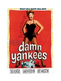 "What Lola Wants, 1958, ""Damn Yankees!"" Directed by Stanley Donen, George Abbott Giclee Print"