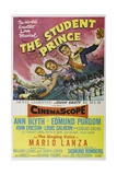 The Student Prince, 1954, Directed by Richard Thorpe Giclee Print