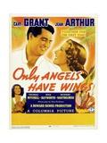 "Only Angels Have Wings, 1939, ""Only Angels Have Wings"" Directed by Howard Hawks Giclee Print"