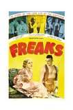 "Forbidden Love, 1932, ""Freaks"" Directed by Tod Browning Giclee Print"
