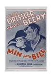 "Derelict, 1930 ""Min And Bill"" Directed by George W. Hill Giclee Print"