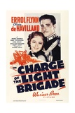 The Charge of the Light Brigade, 1936, Directed by Michael Curtiz Giclee Print