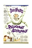The Reluctant Astronaut, 1967, Directed by Edward Montagne Giclee Print