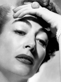 "Joan Crawford. ""Sudden Fear"" 1952, Directed by David Miller Photographic Print"