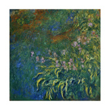 The Water Lily Pond, 1919-1925 Giclee Print by Claude Monet