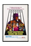 Hang 'em High, 1968, Directed by Ted Post Giclee Print