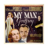 My Man Godfrey, 1936, Directed by Gregory La Cava Giclee Print