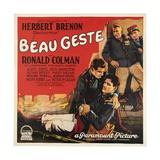 Beau Geste, 1926, Directed by Herbert Brenon Giclee Print