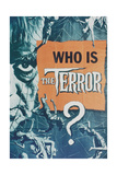 "The Haunting, 1963, ""The Terror"" Directed by Roger Corman Giclee Print"